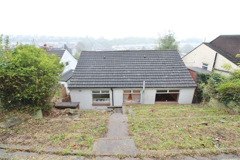 2 Bedrooms Detached Bungalow for sale in Chepstow Road, Newport, NP19
