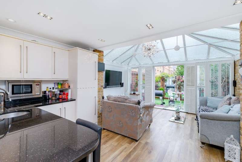 4 Bedrooms Town House for sale in De Beauvoir Town, N1