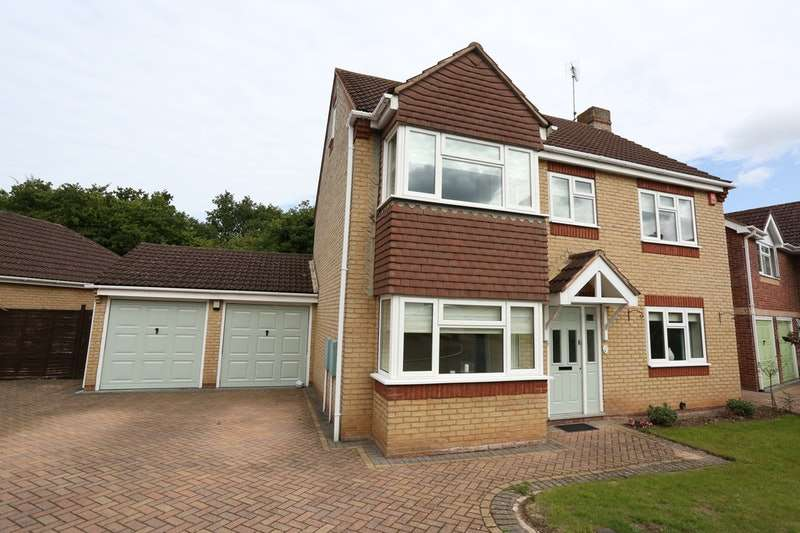 5 Bedrooms Detached House for sale in Turbary Avenue, Worcester, Worcestershire, WR4