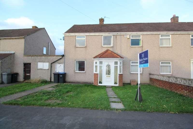 3 Bedrooms Semi Detached House for sale in Edward Avenue, Bowburn, Durham, DH6