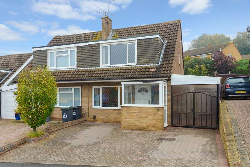 3 Bedrooms Semi Detached House for sale in Woodlands Road, Ditton, Aylesford, ME20