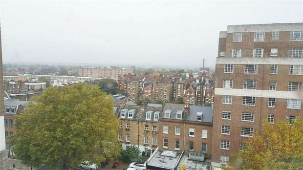 2 Bedrooms Flat for sale in St Peters Grove, London