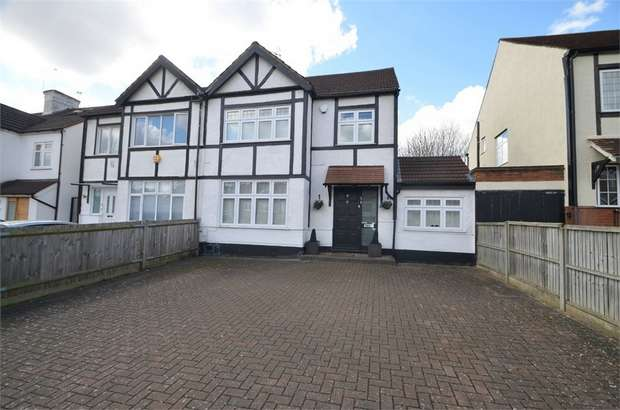 4 Bedrooms Semi Detached House for sale in Delamere Gardens, Mill Hill