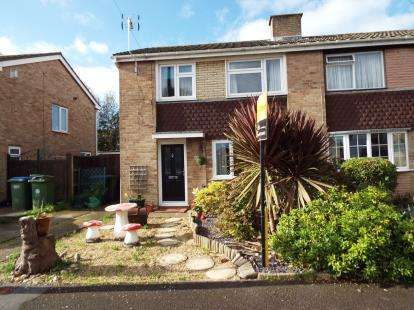 3 Bedrooms Semi Detached House for sale in Stubbington, Hampshire