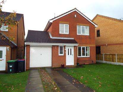 3 Bedrooms Detached House for sale in Bamburgh Close, Kirkby-In-Ashfield, Nottingham