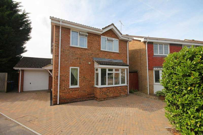 4 Bedrooms Detached House for sale in Ramsbury Close, Bracknell