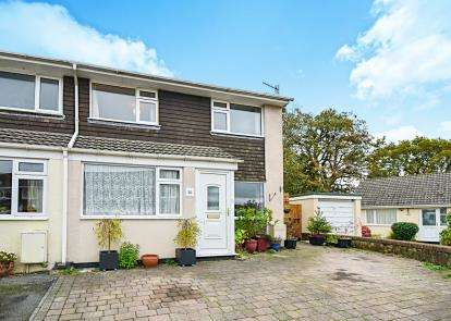 4 Bedrooms Semi Detached House for sale in South Brent, Devon