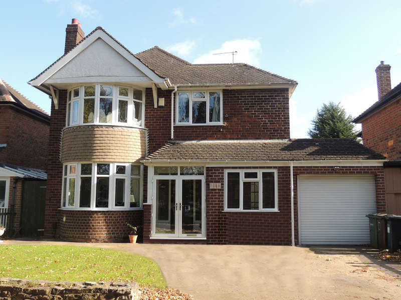 3 Bedrooms Semi Detached House for sale in Warwick Road, Knowle, Solihull