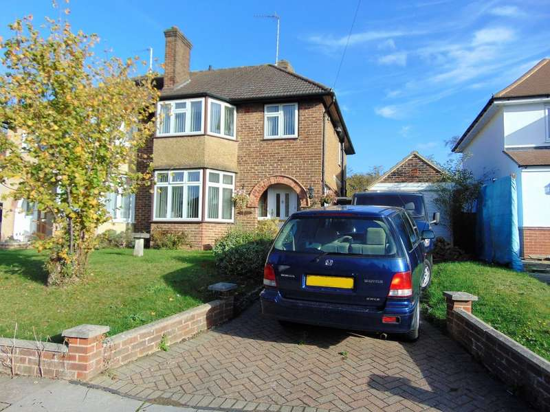 3 Bedrooms Semi Detached House for sale in Ruffetts Close, South Croydon, Surrey, CR2 7JS