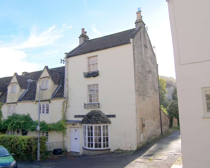 2 Bedrooms End Of Terrace House for sale in Box, Corsham