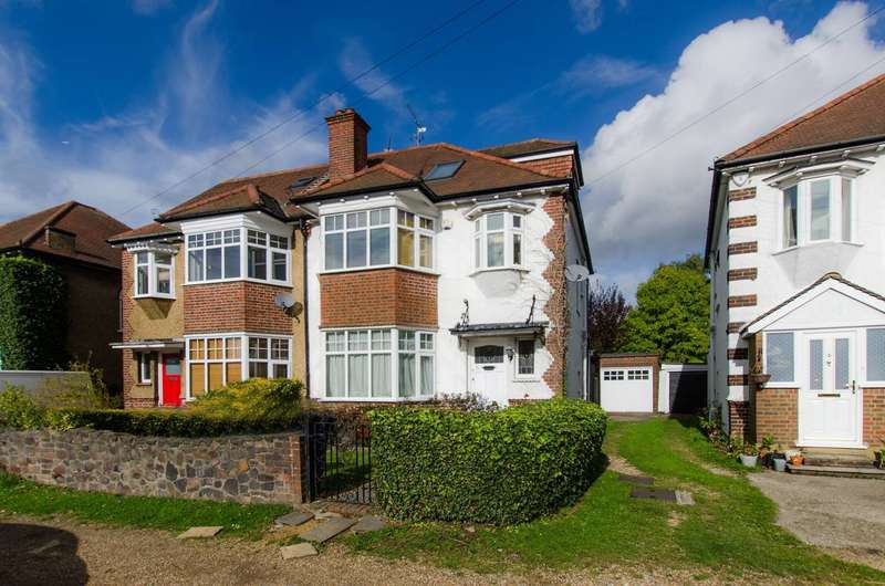 4 Bedrooms House for sale in Orchard Avenue, North Finchley, N20