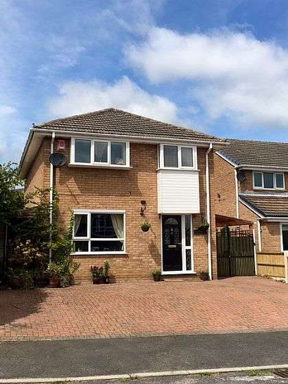 4 Bedrooms Detached House for sale in Swinscoe Way, Linacre Woods, Chesterfield, Derbyshire, S40 4UU