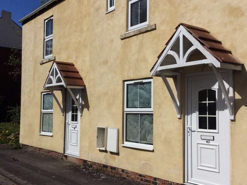 2 Bedrooms Terraced House for sale in Strand Street, Shildon, County Durham, DL4