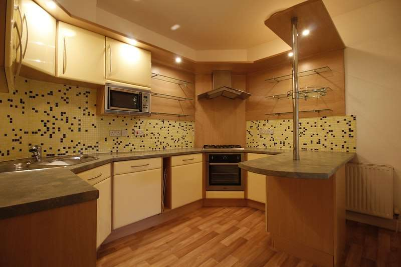 2 Bedrooms Flat for sale in Victoria Road, Saltaire, Bradford, BD18