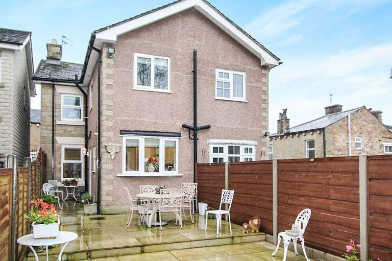 3 Bedrooms Semi Detached House for sale in Queen Street, Marple, Stockport, SK6
