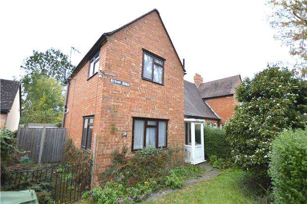 2 Bedrooms Semi Detached House for sale in Byron Road, CHELTENHAM, Gloucestershire, GL51 7EY