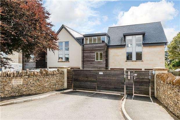 2 Bedrooms Flat for sale in Granville Road, BATH, Somerset, BA1 9BE