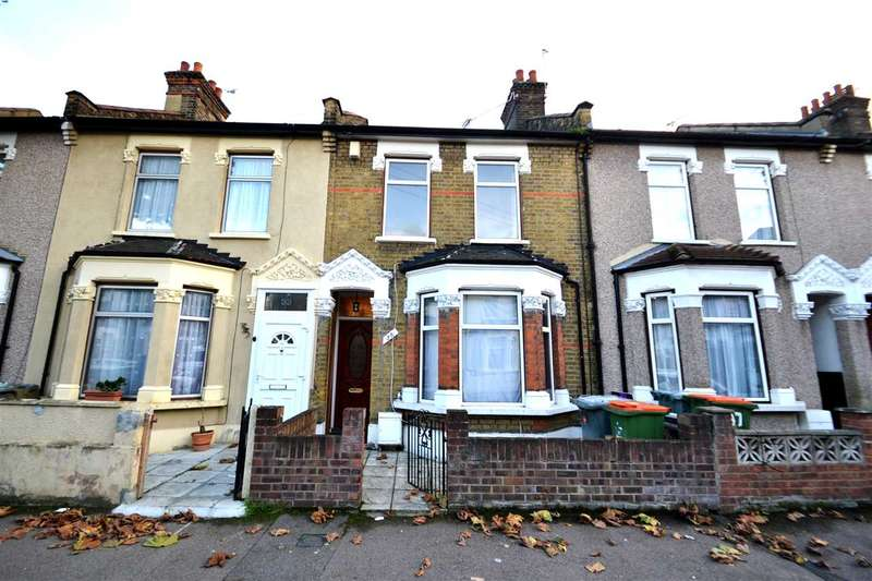 2 Bedrooms Terraced House for sale in Hollington Road, East Ham, London