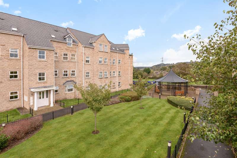 2 Bedrooms Apartment Flat for sale in Navigation Drive, Bradford, BD10 0LW