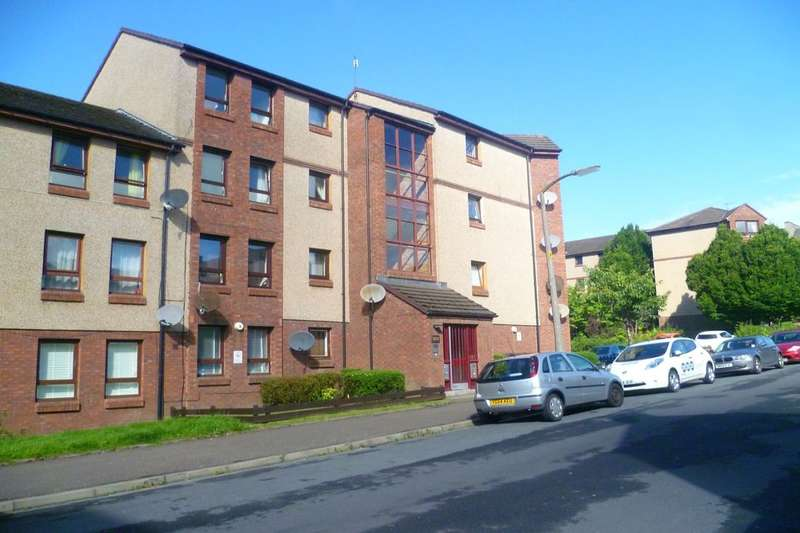 2 Bedrooms Flat for rent in Clepington Court, Dundee, DD3