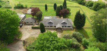 6 Bedrooms Equestrian Facility Character Property for sale in Buckhurst Road, Westerham, Kent
