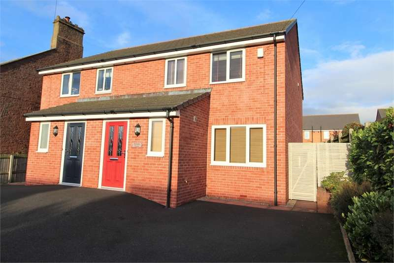 3 Bedrooms Semi Detached House for sale in CA4 0HS High Hesket, Carlisle