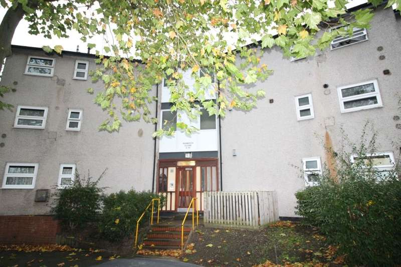 2 Bedrooms Flat for sale in Rannoch Close, Leicester, LE4