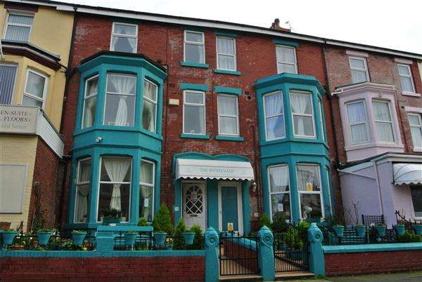 20 Bedrooms Hotel Commercial for sale in Riversvale Hotel, 79-81 Lord Street, Blackpool