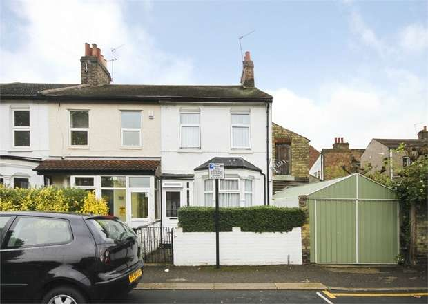 3 Bedrooms End Of Terrace House for sale in Chelmsford Road, Walthamstow, London