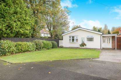 2 Bedrooms Bungalow for sale in Wheaton Close, Oxley, Wolverhampton, West Midlands