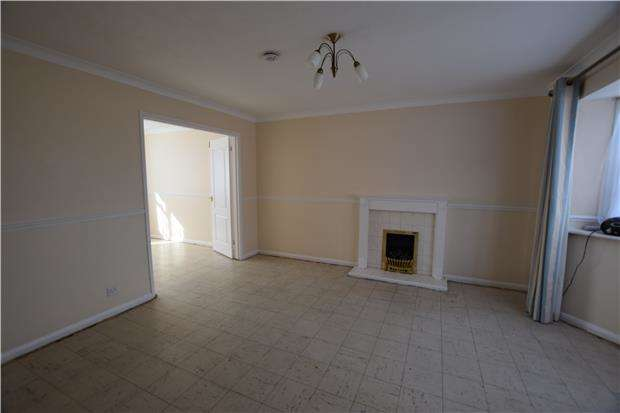 3 Bedrooms Semi Detached House for sale in Priory Road, EASTBOURNE, East Sussex, BN23 7TB