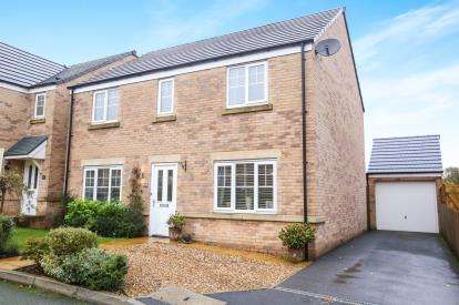 4 Bedrooms Detached House for sale in Beech View Drive, Buxton, Derbyshire