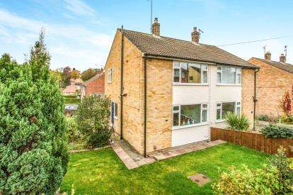 3 Bedrooms Semi Detached House for sale in St. Margarets Road, Knaresborough, .