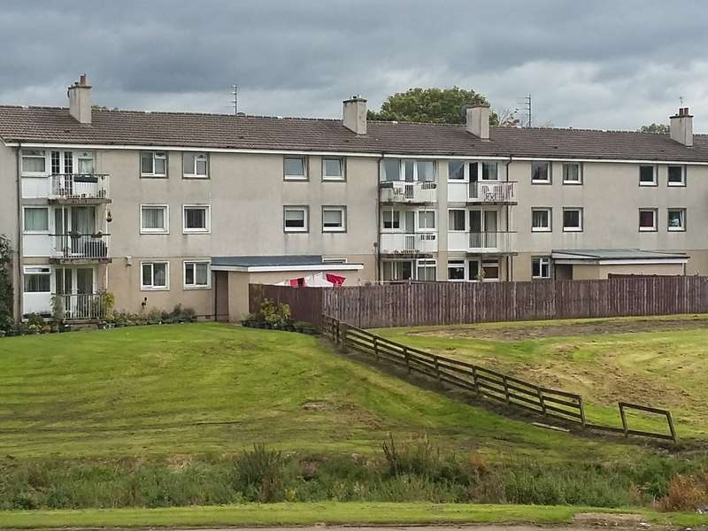 2 Bedrooms Flat for sale in 67 Columbia Way, East Kilbride, Glasgow, G75 8JW