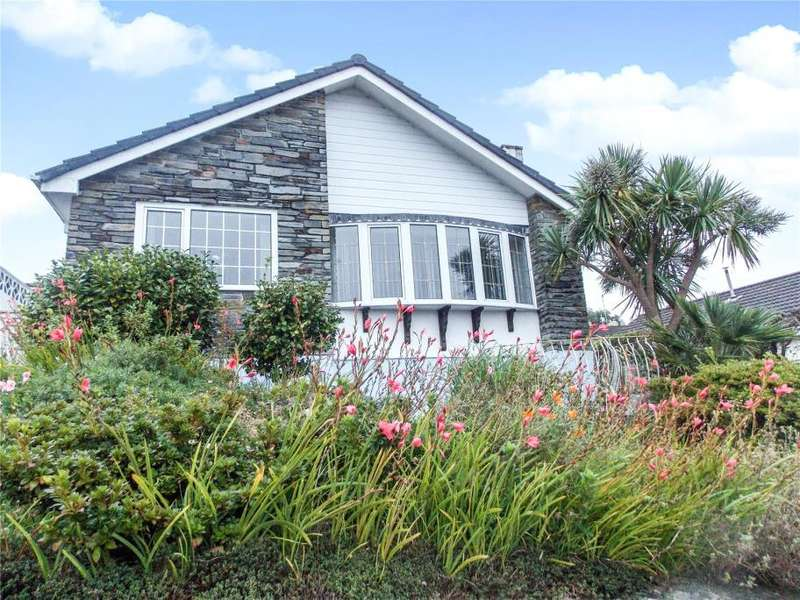 3 Bedrooms Detached Bungalow for sale in Vicarage Close, Budock Water, Falmouth
