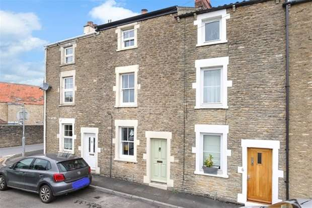 3 Bedrooms Terraced House for sale in Horton Street, Frome