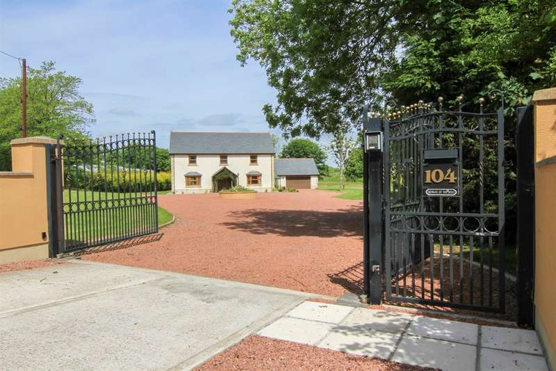 4 Bedrooms Detached House for sale in Killan Road, Dunvant, SWANSEA