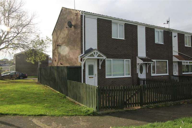 2 Bedrooms Terraced House for sale in Tavistock Walk, Parkside Grange, Cramlington