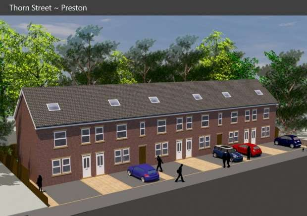 3 Bedrooms Town House for sale in 1 Thorn Street, Preston, PR1