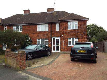 2 Bedrooms Maisonette Flat for sale in Woodford Green, Essex