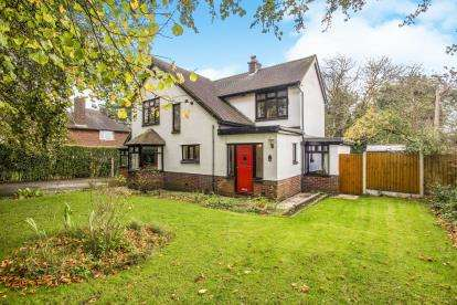 5 Bedrooms Detached House for sale in Preston Road, Clayton-Le-Woods, Chorley, Lancashire, PR6