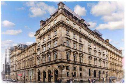 1 Bedroom Flat for sale in South Frederick Street, Glasgow City, Glasgow