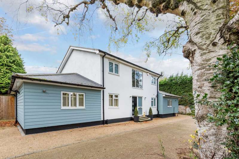 3 Bedrooms Detached House for sale in Ashlyns Road, Berkhamsted