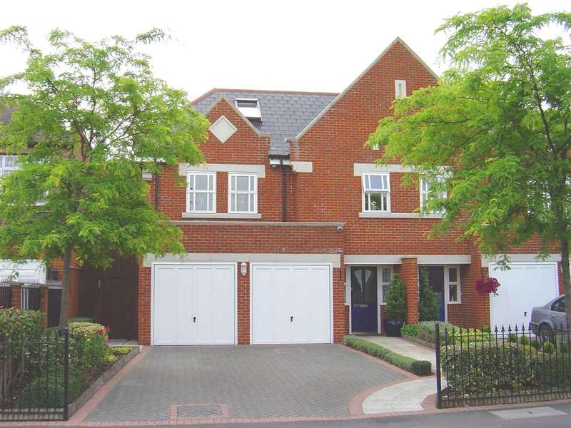 6 Bedrooms Semi Detached House for sale in Jersey Road, Osterley