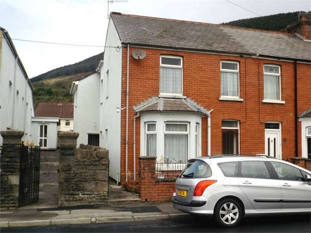 4 Bedrooms Semi Detached House for sale in Salem Road, Cwmavon, Port Talbot, West Glamorgan