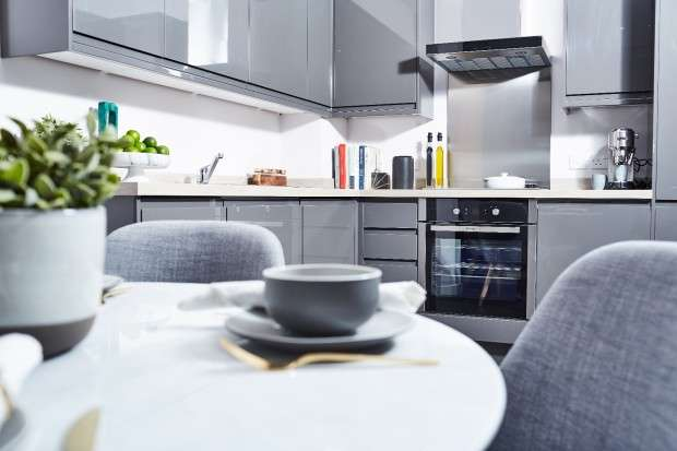 1 Bedroom Apartment Flat for rent in Orleans House Edmund Street, Liverpool, L3