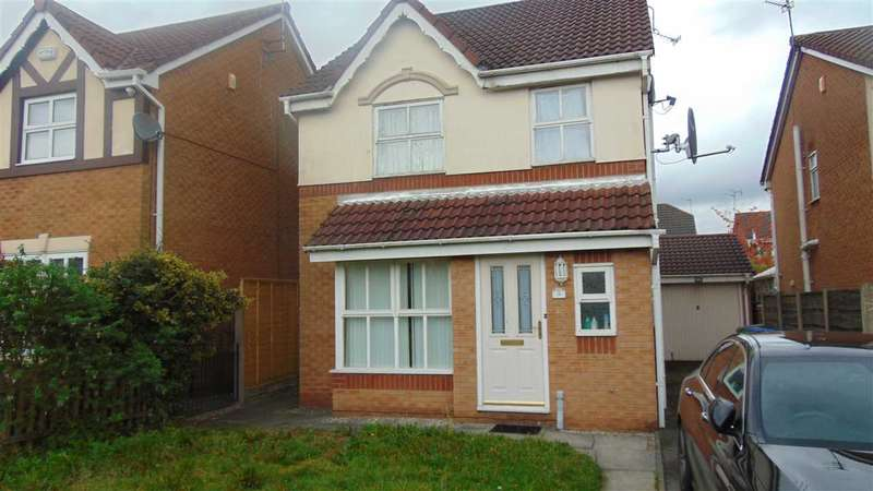 3 Bedrooms Detached House for sale in Gilwood Grove,, Middleton,, Manchester