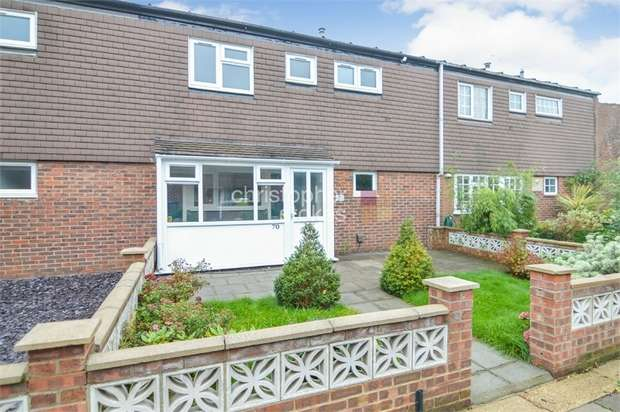 3 Bedrooms Detached House for sale in Harkness Rosedale, Cheshunt, Hertfordshire