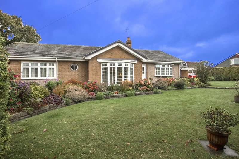 3 Bedrooms Bungalow for sale in North Farm, Nedderton Village, Bedlington