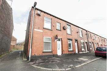 3 Bedrooms End Of Terrace House for sale in Adlington Street, Littlemoor, Oldham, OL4
